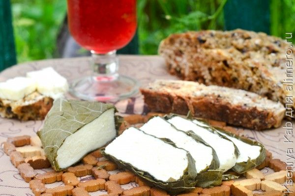 сыр рецепт