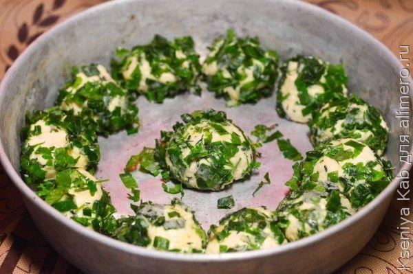 Чесночные булочки из дрожжевого теста в духовке рецепт с фото