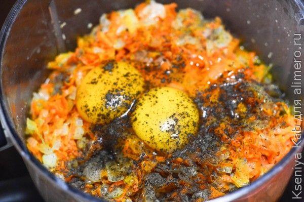 рецепт с фото котлет из морковки