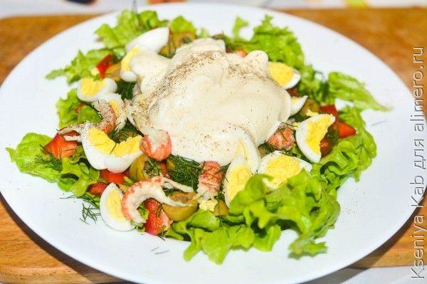Салат 6 по 6