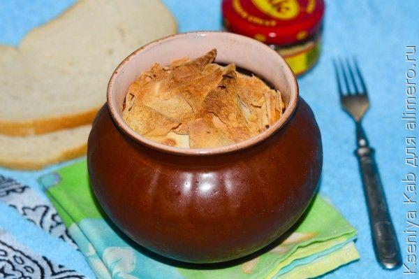 картошка в духовке в горшочках рецепты