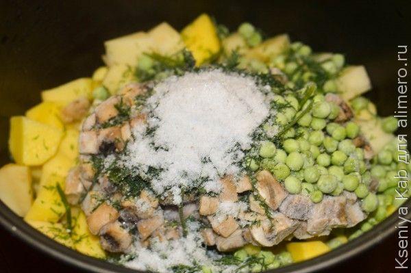 суп с зажаркой рецепт с фото