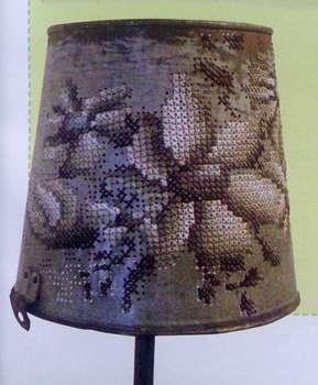 вышивка на металле