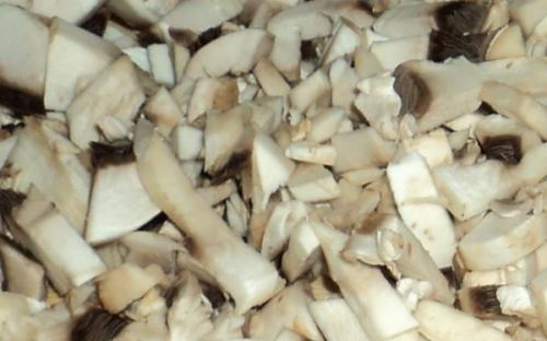Бочонки из кабачков с грибами C66401
