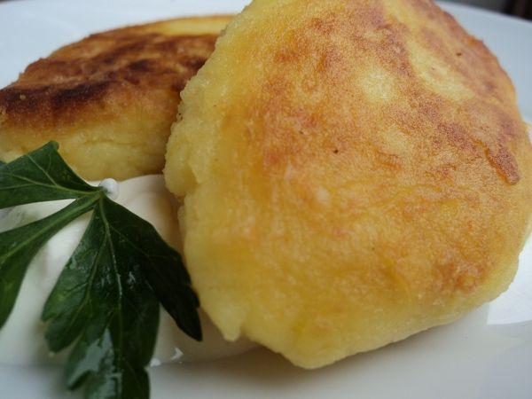 Котлеты из картофеля и куриного фарша в духовке рецепт