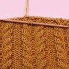 Описание: жгуты вязание спицами схемы.