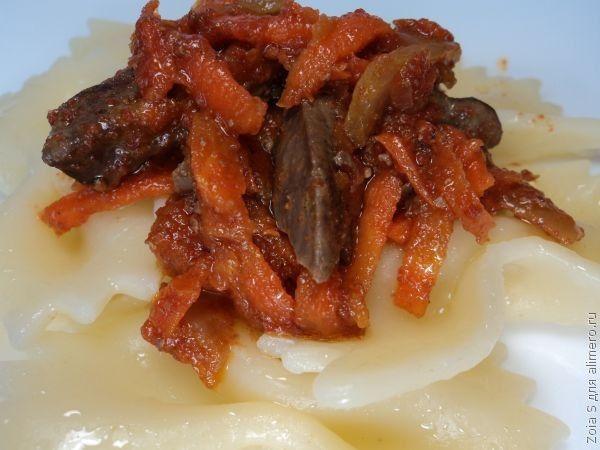 Рецепты блюд с куриной печенью пошагово 3