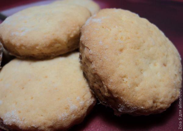 сметанное печенье рецепт с фото в домашних условиях мягкое