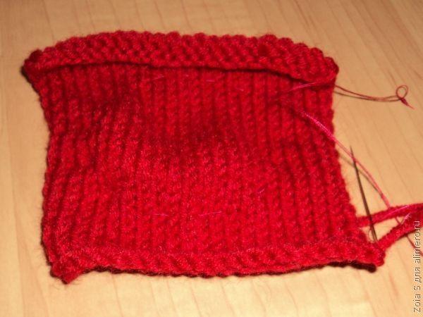вязание шапочки
