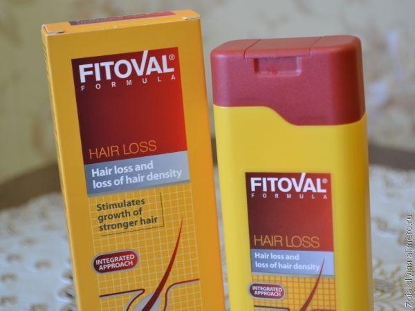 Fitoval шампунь против выпадения волос отзывы
