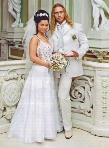 фото свадьбы тарзана и королевой
