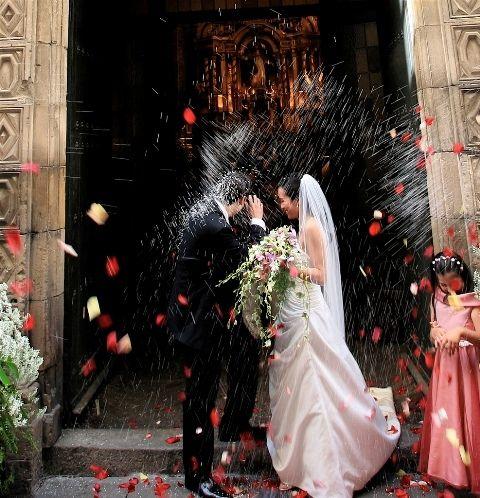 Свадьба по итальянски