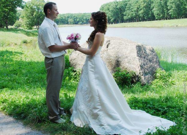 свадебный платья 2008