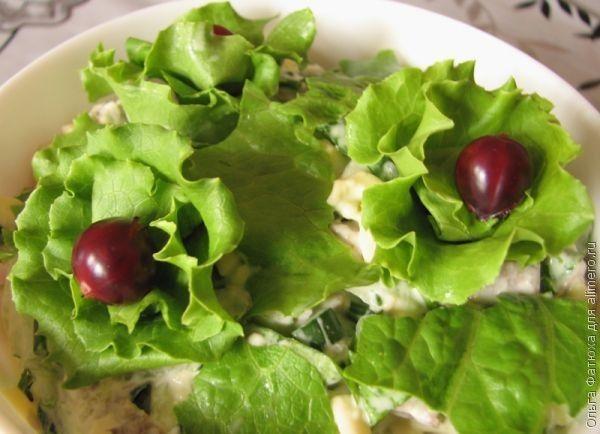 Праздничные салаты  рецепты с фото на Поварру 1104
