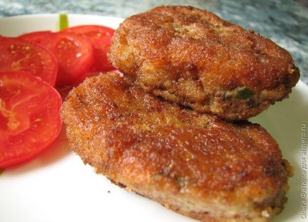 овощные котлеты с мясным фаршем рецепты с фото