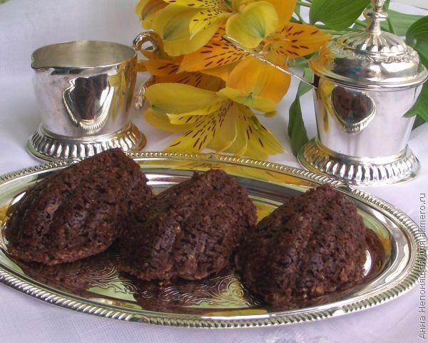 """Овсяно-шоколадное печенье """"Тренировка силы воли"""""""