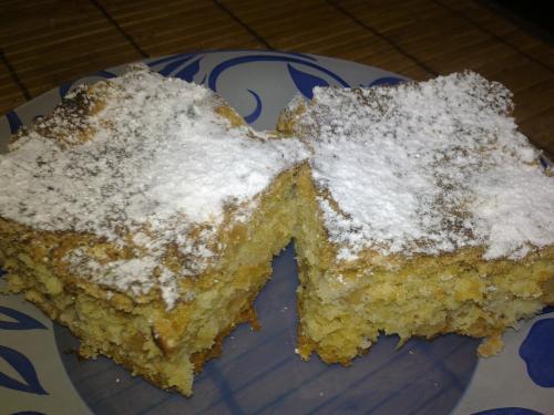готовый бисквит