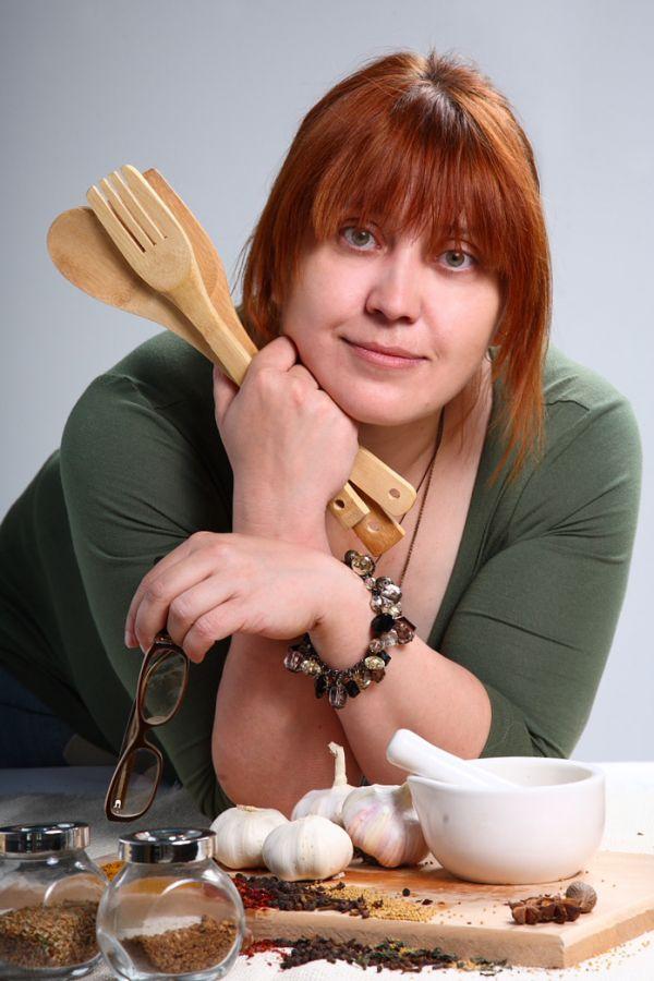 Оксана Путан, популярный блогер и автор кулинарных книг
