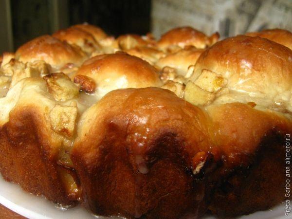 Сборный яблочный пирог
