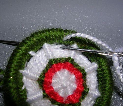 Плетение на кольцах