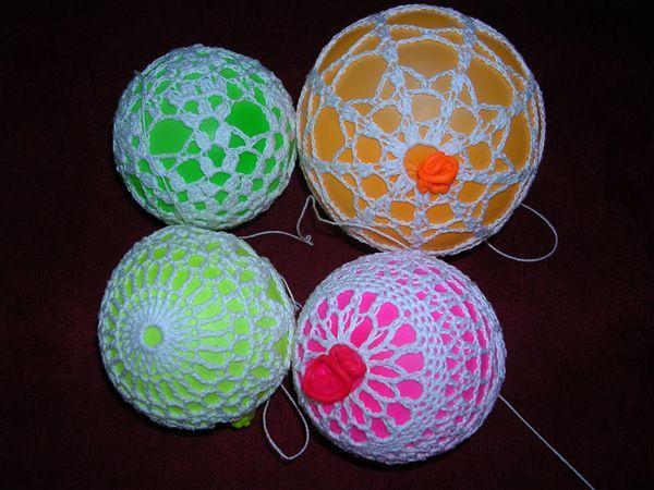 Лучше всего шары держат форму,