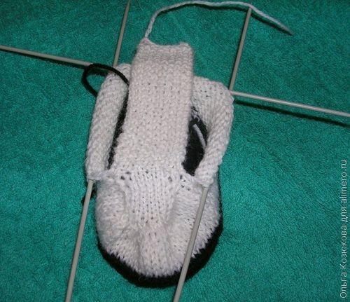 孩子的针织靴 - maomao - 我随心动