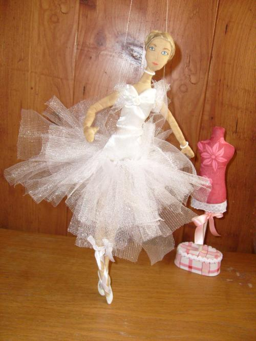 Как сшить для куклы пачку 67