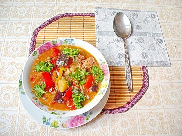Рецепты Рагу С Мясом И Овощами