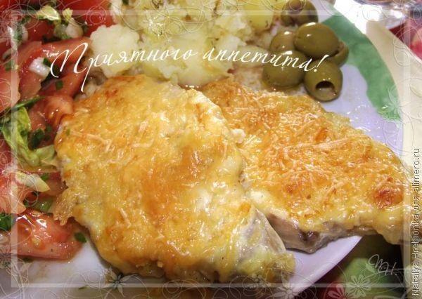 мясо по французскому с картошкой и фаршем рецепт с фото в духовке