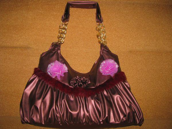 оранжевые сумки 2012