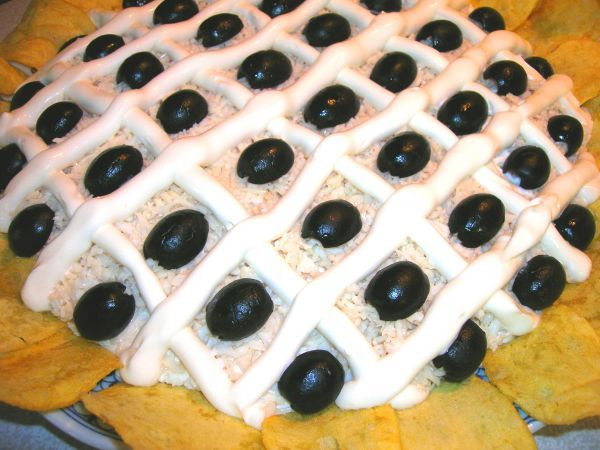 Салат подсолнух печень трески фото рецепт