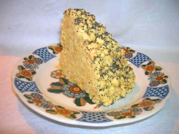 Рецепт муравьиная горка торт