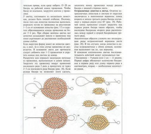 схема роз и з бисера - Исскуство схемотехники.