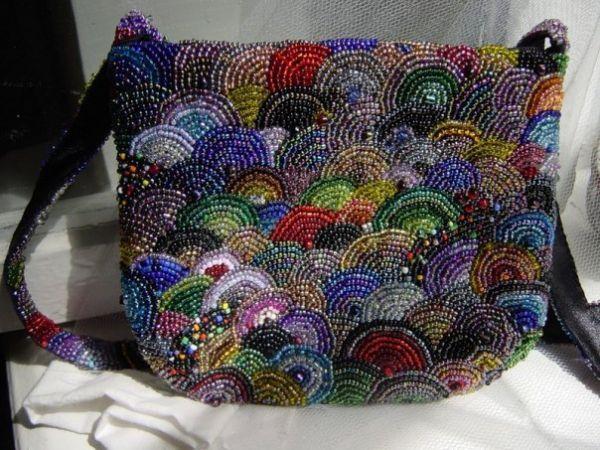 схемы вышивки паетками и