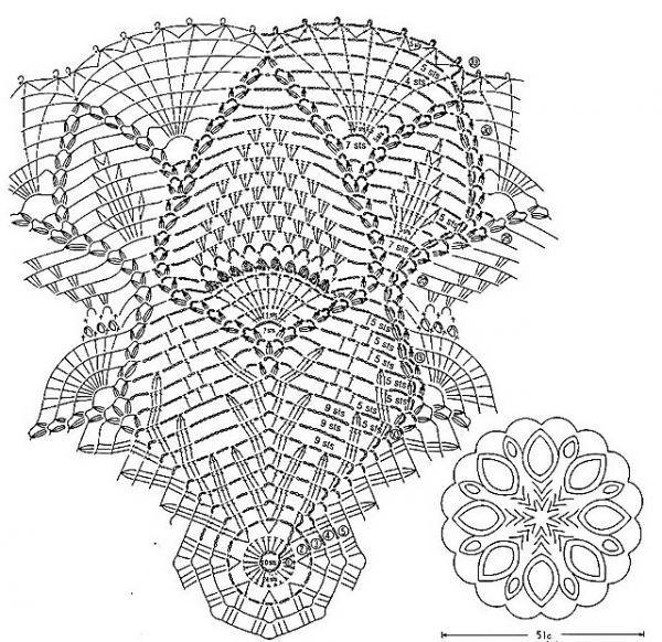 подборкой схем для вязания