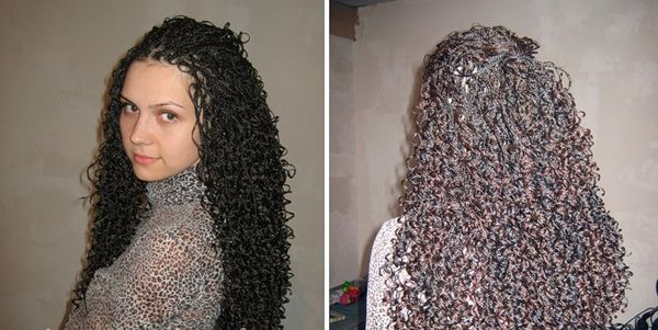 Уход Мыть голову с косичками зизи рекомендуется также 1 раз в неделю.