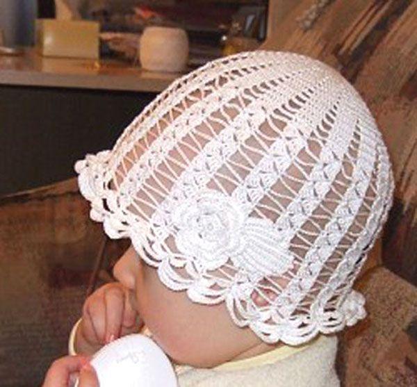 Bebê panamá.  Esquemas de tricô