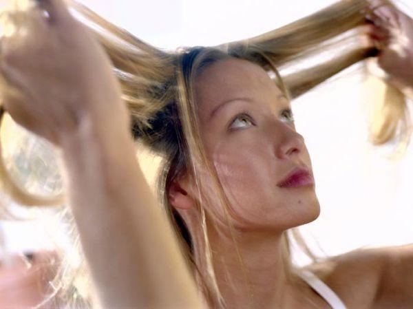 Красивые волосы-уход - 2d