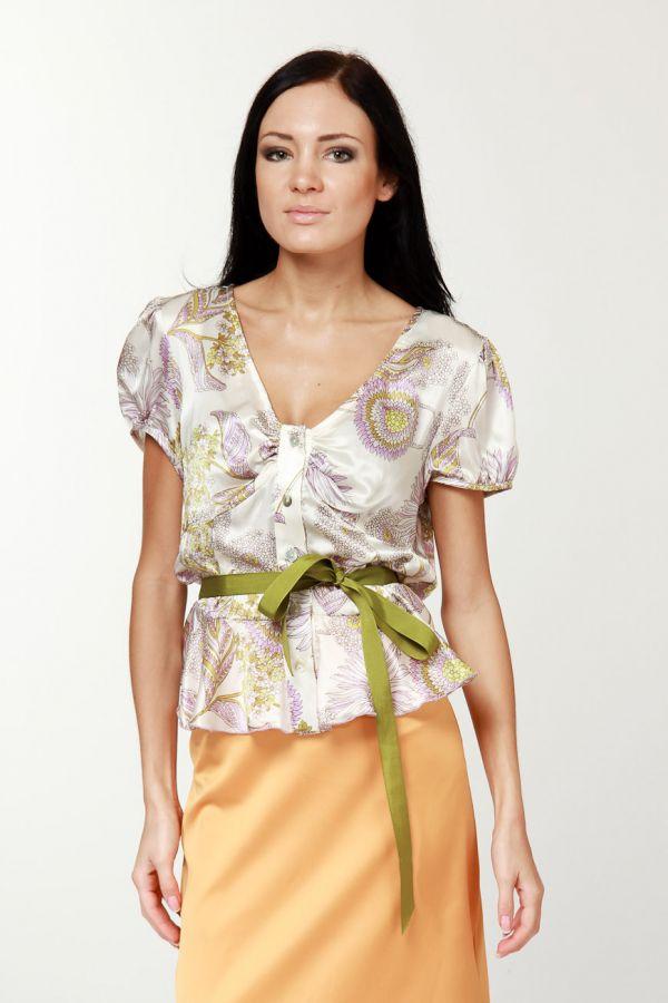 Элегантные блузки в омске