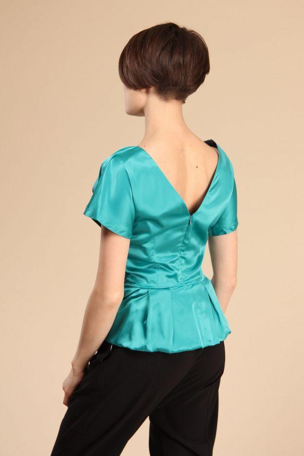 Атласная Блузка С Доставкой