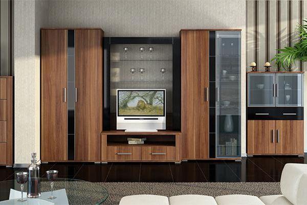 Дизайн мебель для гостиной фото