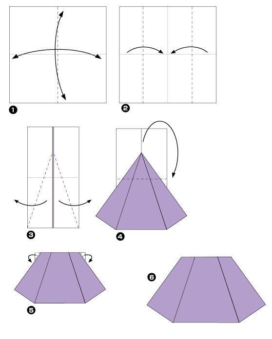 Как сделать бумажные штаны