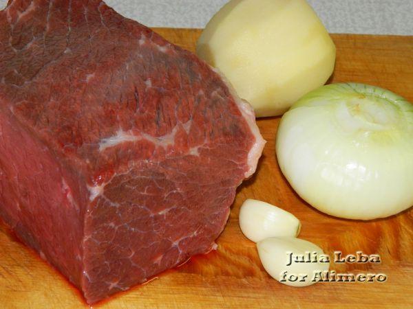 Сочные и нежные котлетки из говядины