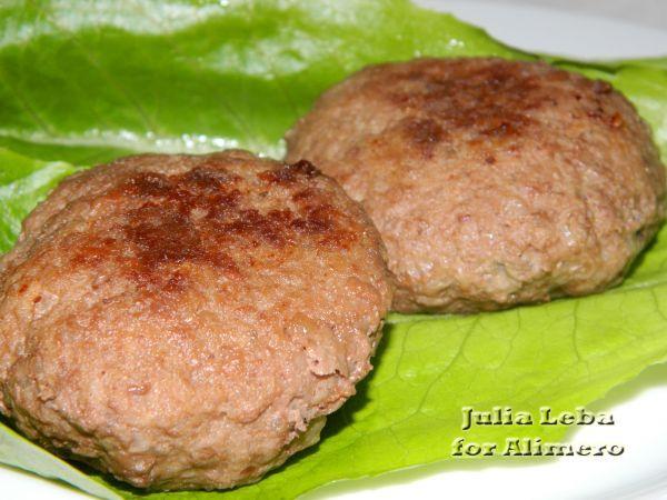 рецепт сочных котлет из фарша говядины и свинины