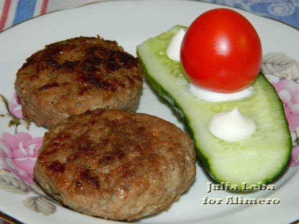 котлеты из мяса с кабачками рецепт с фото