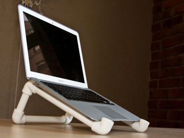 Подставка для ноутбука своими