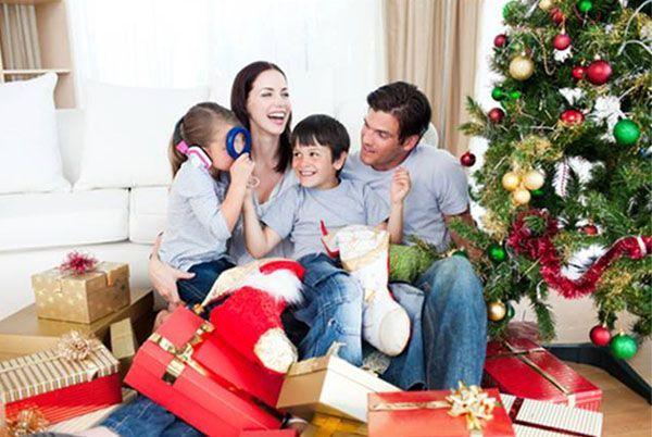 Подарок на новый год для всей семьи своими руками