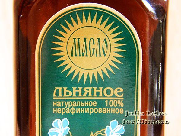 льняное масло для снижения холестерина в крови