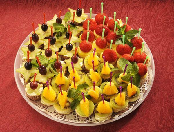 Нарезка фруктов. 1 из 15
