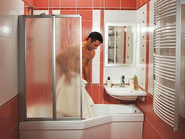 Дизайн дома ванной